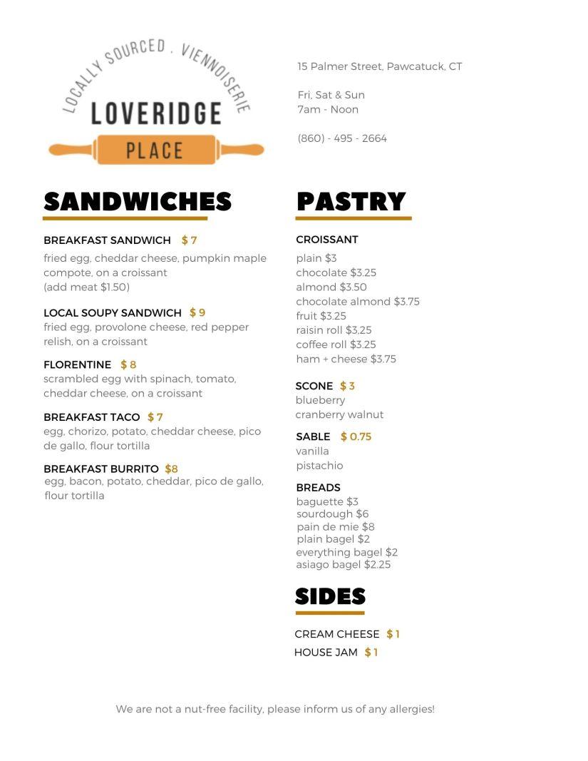 Loveridge Menu 8_14